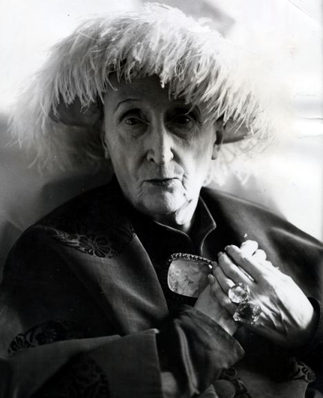 Dame Edith Sitwell  Daily Mail